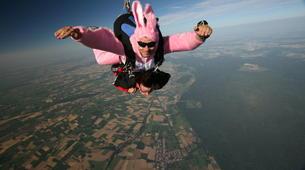 Skydiving-Schladming-Dachstein-Tandem Skydiving in Niederöblarn, Austria-2