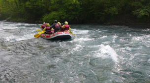 Rafting-Saint-Lary-Soulan-Descente en Rafting sur la Neste dans les Pyrénées-1