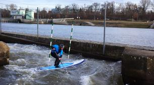 Stand up Paddle-Prague-Stand Up Paddling in Prague-3
