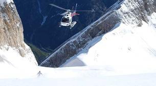 Heliskiing-Cortina d'Ampezzo-Heli-Skiing in the Dolomites near Cortina d'Ampezzo-3