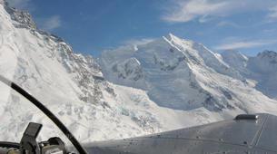 Heliski-Queenstown-Snow Plane & 2 run Ski Excursion of Tasman Glacier, from Queenstown-5