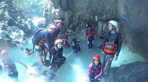 Canyoning-Cebu-Private Canyoning Excursion at Kawasan Falls-8