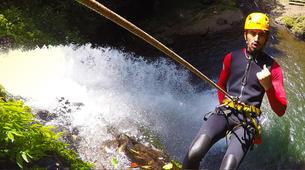 Canyoning-Gitgit-Canyoning Excursion at Tukad Sudamala Gorge in Bali-3