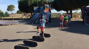Skateboarding-La Tranche sur Mer-Skateboarding Lessons in La Tranche sur Mer-1