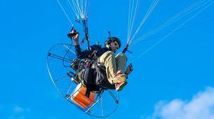 Parapente-Sala-Tandem paragliding flight in Sala, close to Västerås-1
