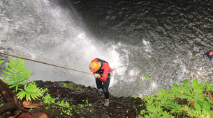 Canyoning-Gitgit-Canyoning Excursion at Tukad Campuhan Gorge in Bali-1