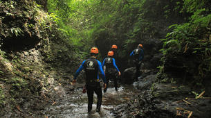 Canyoning-Gitgit-Canyoning Excursion at Tukad Anakan Gorge in Bali-1