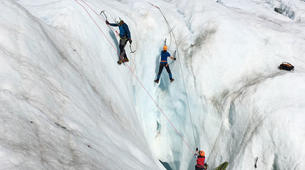 Ice Climbing-Aoraki / Mount Cook-Ice Climbing Lesson in Mt. Cook National Park-1