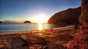 Sea Kayaking-Marahau-Multi Day Tiki Tour in Abel Tasman National Park-3