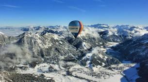 Hot Air Ballooning-Tannheimer Tal-Winter Balloon Flight from the Tannheimer Tal to Bavaria-1
