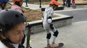 Skateboarding-La Tranche sur Mer-Skateboarding Lessons in La Tranche sur Mer-3
