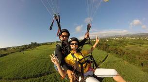 Paragliding-Saint-Leu-Tandem paragliding from Saint-Leu, Reunion Island-4