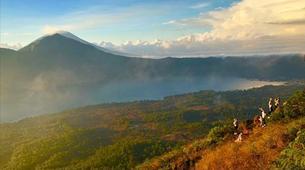 Hiking / Trekking-Gianyar-Mt. Batur Hike & Hot Springs Excursion-6