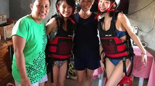 Canyoning-Cebu-Private Canyoning Excursion at Kawasan Falls-3
