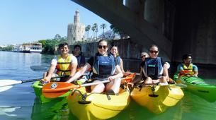 Kayak-Seville-Kayaking on the Guadalquivir River in Seville-3