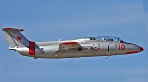 Air Experiences-Banská Bystrica-Jet fighter flight (L-29) in Slovakia-5
