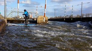 Stand up Paddle-Prague-Stand Up Paddling in Prague-4