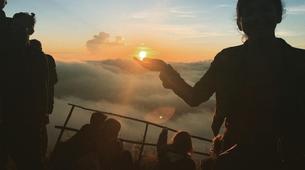 Hiking / Trekking-Gianyar-Mt. Batur Hike & Hot Springs Excursion-5