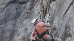 Descente en Rappel-Victoria Falls-Abseiling Victoria Falls-2
