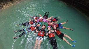 Canyoning-Cebu-Kawasan Falls & Whale Watching Private Tour Package-2