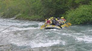 Rafting-Saint-Lary-Soulan-Descente en Rafting sur la Neste dans les Pyrénées-5