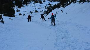 Snowshoeing-Andorra-Snowshoeing near Canillo, Andorra-6