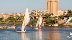 Sailing-Aswan-Felucca Ride on the Nile in Aswan-2