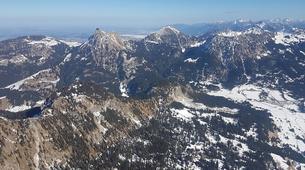 Hot Air Ballooning-Tannheimer Tal-Winter Balloon Flight from the Tannheimer Tal to Bavaria-2