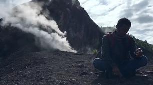 Hiking / Trekking-Gianyar-Mt. Batur Hike & Hot Springs Excursion-8