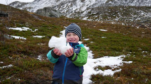 Raquette à Neige-Tromsø-Snowshoeing trip in Tromsø, Norway-6