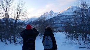 Raquette à Neige-Tromsø-Snowshoeing trip in Tromsø, Norway-3
