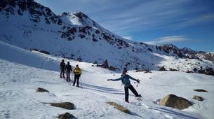Snowshoeing-Andorra-Snowshoeing near Canillo, Andorra-5