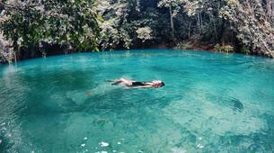 Canyoning-Cebu-Kawasan Falls & Whale Watching Private Tour Package-5