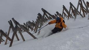 Ski Hors-piste-Serre Chevalier-Session Privée Ski Hors Piste à Serre Chevalier-5