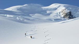 Heliski-Queenstown-Snow Plane & 2 run Ski Excursion of Tasman Glacier, from Queenstown-4