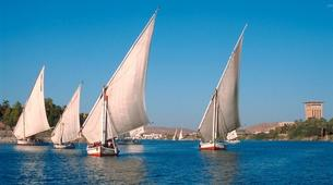 Sailing-Luxor-Felucca Ride on the Nile in Luxor-2