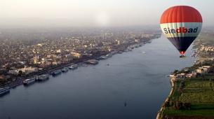 Hot Air Ballooning-Luxor-Sunrise Hot Air Balloon flight over Luxor-2