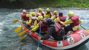 Rafting-Saint-Lary-Soulan-Descente en Rafting sur la Neste dans les Pyrénées-6