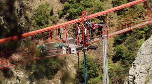 Bungee Jumping-Niouc-Bungee Jump From Europe's Highest Suspension Bridge, in Niouc-6