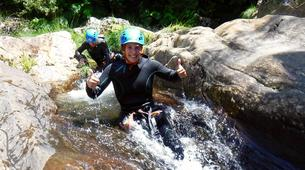 Canyoning-Arouca-Canyoning Frades River near Arouca-3
