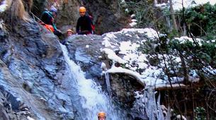 Canyoning-Thuès-Entre-Valls-Canyon d'Eau Chaude de Thuès, Pyrénées-2