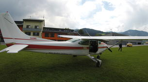 Skydiving-Schladming-Dachstein-Tandem Skydiving in Niederöblarn, Austria-5
