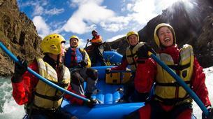Rafting-West Glacial River-Rafting on West Glacial River, from Hafgrímsstaðir-6