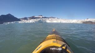 Kayaking-Svalbard-Kayaking along Glacier Fronts on Svalbard, Norway-1