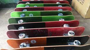 Skateboarding-La Tranche sur Mer-Skateboarding Lessons in La Tranche sur Mer-4