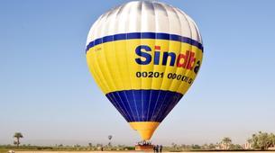 Hot Air Ballooning-Luxor-Sunrise Hot Air Balloon flight over Luxor-4