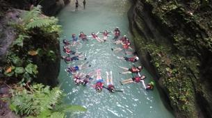 Canyoning-Cebu-Private Canyoning Excursion at Kawasan Falls-9
