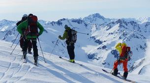 Backcountry Skiing-Aoraki / Mount Cook-Backcountry Skiing Course in Mt. Cook National Park-3