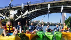 Kayak-Seville-Kayaking on the Guadalquivir River in Seville-5
