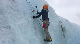 Ice Climbing-Aoraki / Mount Cook-Ice Climbing Lesson in Mt. Cook National Park-5